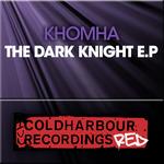 KHOMHA - The Dark Knight EP (Front Cover)