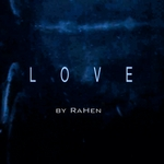 RAHEN - Love (Front Cover)