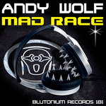 WOLF, Andy - Mad Race (Front Cover)