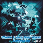 VARIOUS - Miami & Ibiza Deep House Compilation Vol 2: 30 Deep House Tracks (Front Cover)
