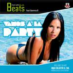 EURO LATIN BEATS feat BAMMA B - Vamos A La Party (Front Cover)