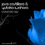 CASTILLERO, Jose/YUTAKA IWAHARA - Volando EP (Front Cover)