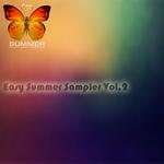 DIMA ZIMAKOV/ROBUS AMP/ALEX FIELD/DJ GROM - Easy Summer Sampler Vol2 (Front Cover)