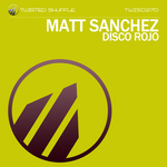 SANCHEZ, Matt - Disco Rojo (Front Cover)