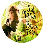 JAH MASON/ZACHARRI/ROOMMATE - Brain Food (Front Cover)
