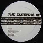 ELECTRIC 10, The - Mown EP (Front Cover)