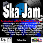 VARIOUS - Ska Jam Vol1 (Front Cover)