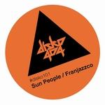 SUN PEOPLE/FRANJAZZCO - Split EP (Front Cover)