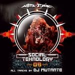 DJ MUTANTE - Social Teknology Vol.9 (Front Cover)