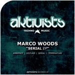 WOODS, Marco - Serial EP (Front Cover)
