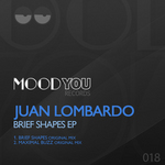 LOMBARDO, Juan - Brief Shapes (Front Cover)