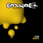 FLEXB - Amnesia (Front Cover)
