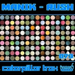 MANIK - Rush (Front Cover)