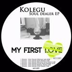 KOLEGU - Soul Dealer EP (Front Cover)
