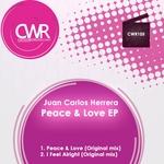 HERRERA, Juan Carlos - Peace & Love (Front Cover)