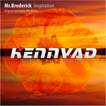 MR BRODERICK - Inspiration (Front Cover)