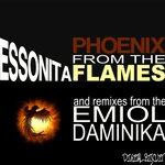 ESSONITA - Phoenix From The Flames (Front Cover)