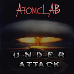ATOMICLAB - Under Attack (Front Cover)