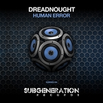 DREADNOUGHT - Human Error (Front Cover)
