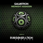 GALVATRON - Midnight Assassin (Front Cover)