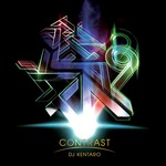 DJ KENTARO - Contrast (Front Cover)