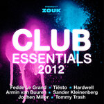 VARIOUS - Club Essentials 2012 (Front Cover)