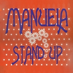 MANUELA - Stand Up (Front Cover)