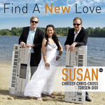 SUSAN feat CHRISSY CHRIS CROSS & TOBSEN DIDI - Find A New Love (Front Cover)