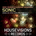 BOUFARISSI, Amine/RONNIE SKENDERA - Sonic (Front Cover)