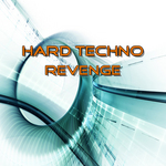 ORMAN BITCH - Hard Techno Revenge (Front Cover)