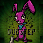 VARIOUS - Best Of Crazy Rabbit Recordings Dubstep II (Front Cover)