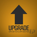 DAY DIN & KLOPFGEISTER - Upgrade (Front Cover)