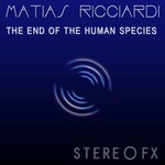 RICCIARDI, Matias - The End Of The Human Species (Front Cover)