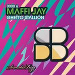 JAY, Maffi - Ghetto stallion (Front Cover)