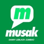 LEBLACK, Danny - Zumbao (Front Cover)