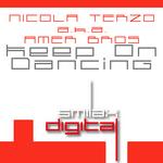 TERZO, Nicola aka AMER BROS - Keep On Dancing (Front Cover)