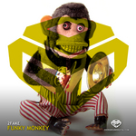 2FAKE - Funky Monkey (Front Cover)