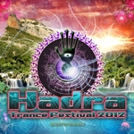 VARIOUS - Hadra Trance Festival 2012 (Front Cover)