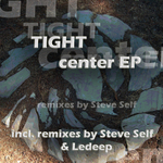 TIGHT - Center EP (Front Cover)