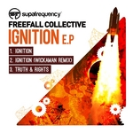 FREEFALL COLLECTIVE - Ignition EP (Front Cover)