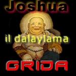 IL DALAYLAMA, Joshua - Grida (Front Cover)