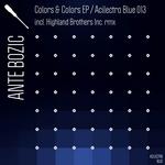 ANTE BOZIC - Colors & Colors (Front Cover)
