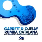 GARRETT & OJELAY - Rumba Catalana (Front Cover)