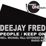 DEEJAY FRED - People (Keep On) (Front Cover)