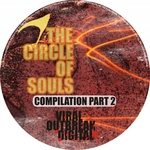VARIOUS - The Circle Of Souls Compilation Part 2 (Front Cover)