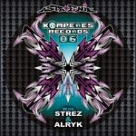 STREZ/ALRYK - Komperes Records Vol 6 (Front Cover)