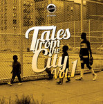 VARIOUS - Tales From The City Vol 1 (Back Cover)