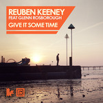 REUBEN KEENEY feat GLENN ROSBOROUGH - Give It Some Time (Front Cover)