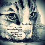 DIVINE, David - Cats Mind (Front Cover)