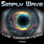 SIMPLY WAVE/LIBRA - The Observers EP (Front Cover)